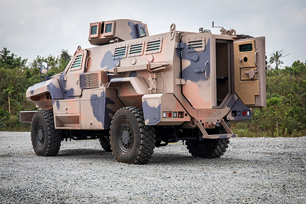 Proforce MRAP
