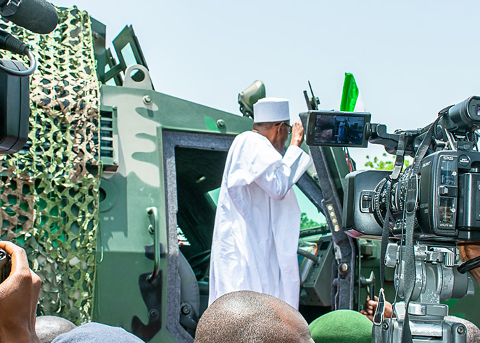 Proforce | President Buhari 2